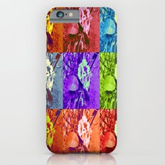 Patchwork Page.. Slim Case iPhone 6s