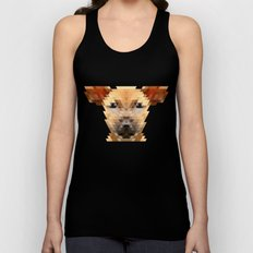 Doggy Unisex Tank Top
