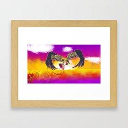 Ascendant Framed Art Print