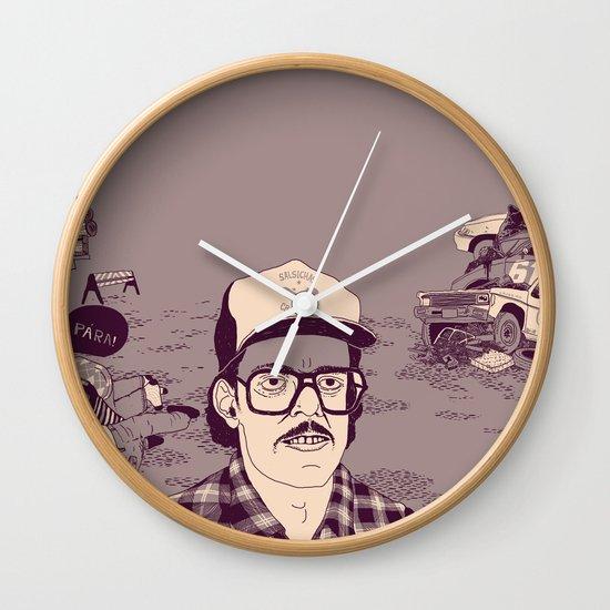 Vish Wall Clock
