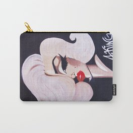 Miss Marilyn Carry-All Pouch