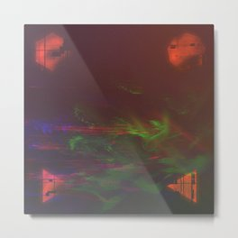Day 0173 /// Refracblur Metal Print