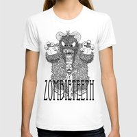 bigfoot T-shirts featuring Bigfoot by Iamzombieteeth Clothing
