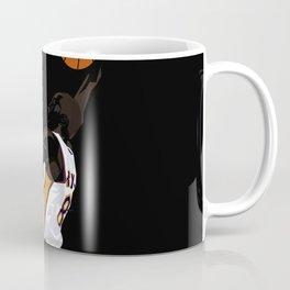 Bryant Basketball / Los Angeles Icon of the Showtime Laker / Retro / Black Mamba Coffee Mug