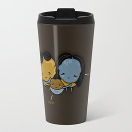They Totally Smelted Travel Mug