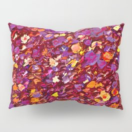 Straw Flowers in the Field Pillow Sham