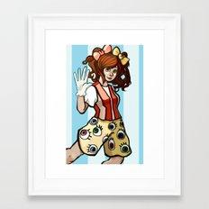 kyary Framed Art Print