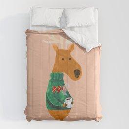 Hot Coffee Comforters
