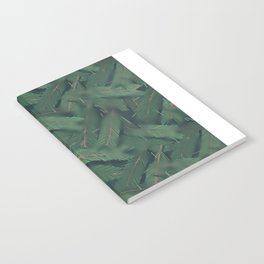 Shelter - Needle Notebook