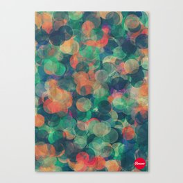 Menor Minus Canvas Print