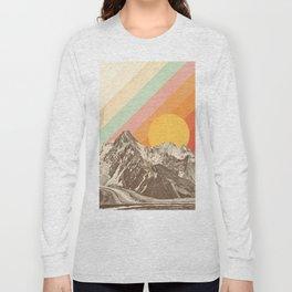 Mountainscape 1 Long Sleeve T-shirt