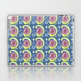 Snail Flower Laptop & iPad Skin