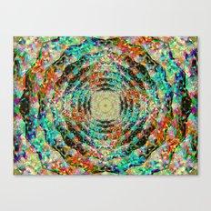 Aura Ocean Canvas Print