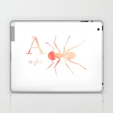 A is for Ant; Laptop & iPad Skin