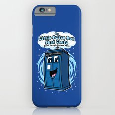 The Little Police Box iPhone 6s Slim Case
