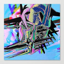 TURN v1 Canvas Print