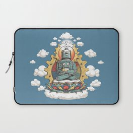 Buddha Bot v6  Laptop Sleeve