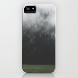 Spectral Forest - Landscape Photography iPhone Case