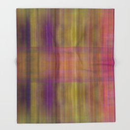 Paddy O's Party Plaid Throw Blanket