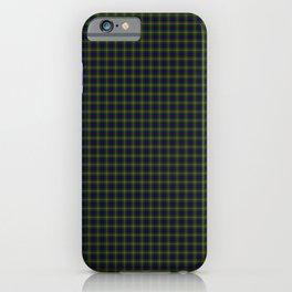 Clan Ranald Tartan iPhone Case