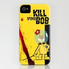 Kill Spongebob iPhone (4, 4s) Slim Case