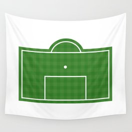 Football Penalty Area Wall Tapestry