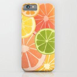 Citrus II iPhone Case