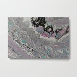 Stone River Metal Print
