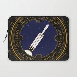 Falcon Heavy Laptop Sleeve