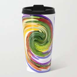 The whirl of life, W1.9A Travel Mug