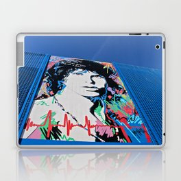 Blue Print Laptop & iPad Skin