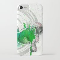 poodle iPhone & iPod Cases featuring Poodle by Pfirsichfuchs