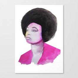 Angela Canvas Print