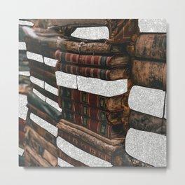 the bookstore  Metal Print