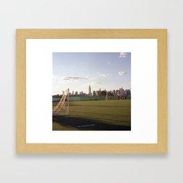 Williamsburg  Framed Art Print