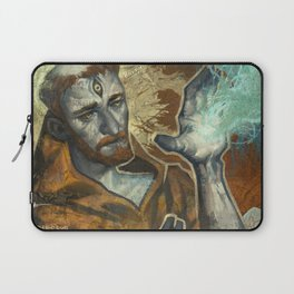 Saint Francis Revisited Laptop Sleeve