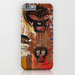 Kaos Red iPhone Case