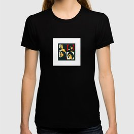 abbey road music T-shirt