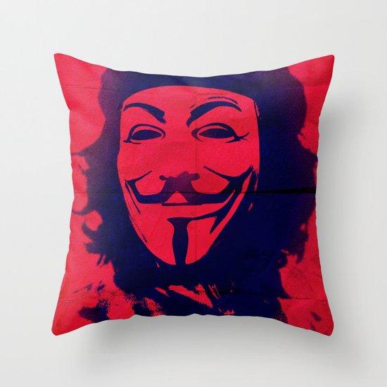 Expect Che Throw Pillow