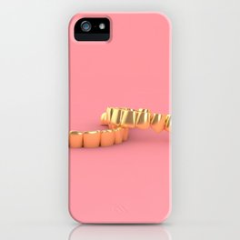 Grillz iPhone Case