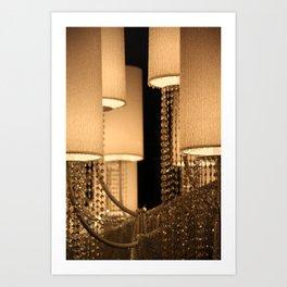 Fancy Light Art Print