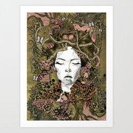 The Sanctuary Art Print