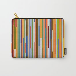 Abstract Composition 609 Carry-All Pouch