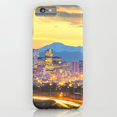 The Mile High City Slim Case iPhone 6s