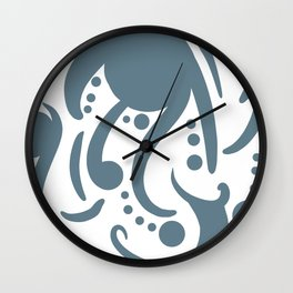 A Moderate Abstraction Wall Clock