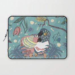 Parrots in Love Laptop Sleeve