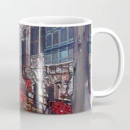 Fiori in piazza Coffee Mug