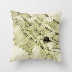 Salt of the earth Throw Pillow
