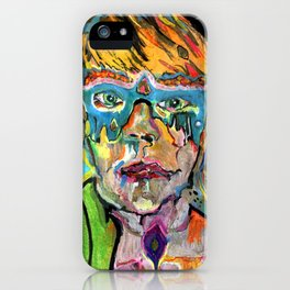 Uranium Girl iPhone Case