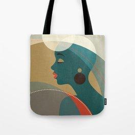 Venn Deco (Part I) Tote Bag